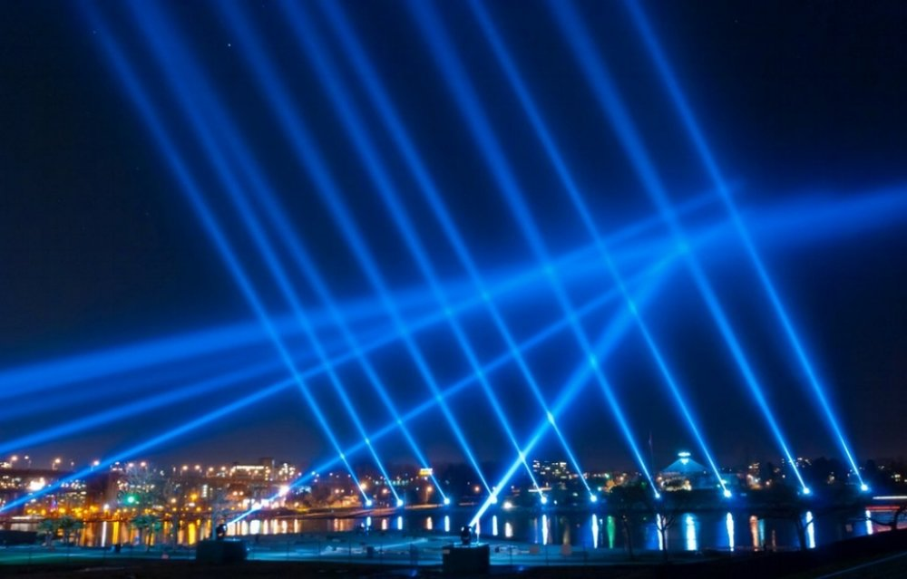 Search lights - Make a statement with search lights. Clubs, pubs and restaurants become the talk of the town when they light up the skies for Grand Opening's and special events.Large Corporations and local councils choose Star Fireworks for professional event planning.
