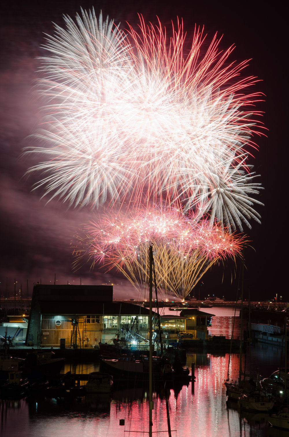 Star Fireworks Championship Winning Display