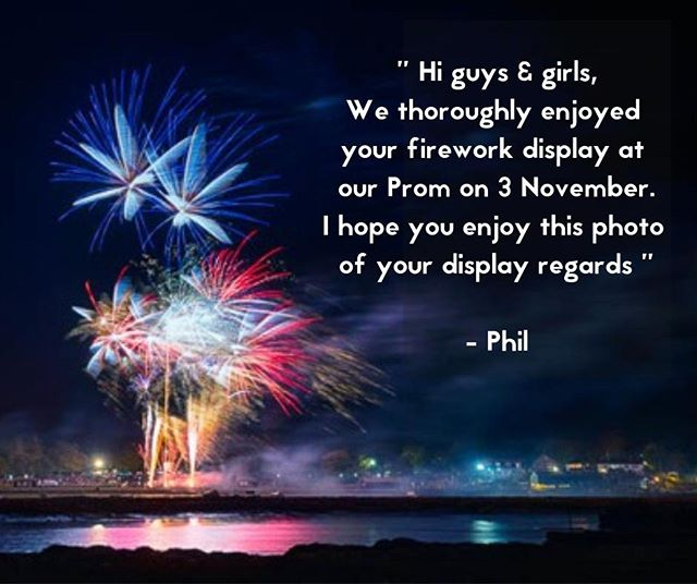 Thank you Phil, we are so glad you enjoyed the show.
