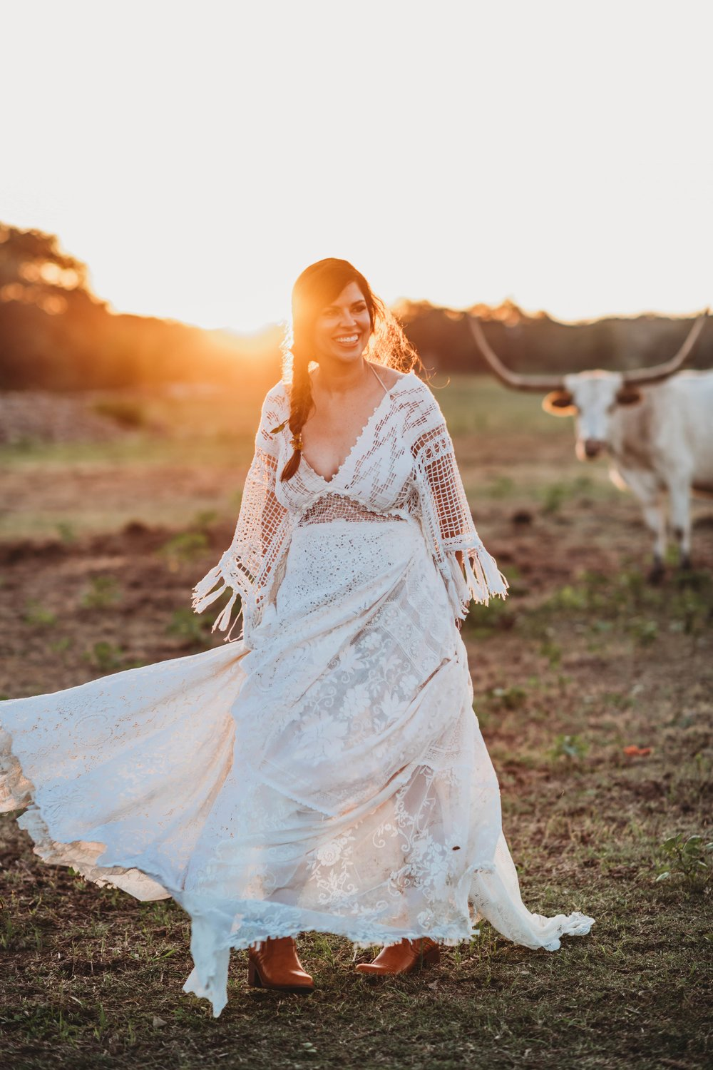 4.Weddings Inspired By Nature & The Countryside - Weddings that take advantage of our beautiful British countryside is an unstoppable trend. As Joanne Kent of Berkshire Wedding Fairs says,