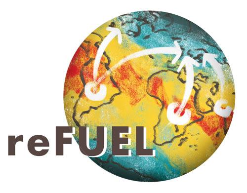 reFUEL logo -