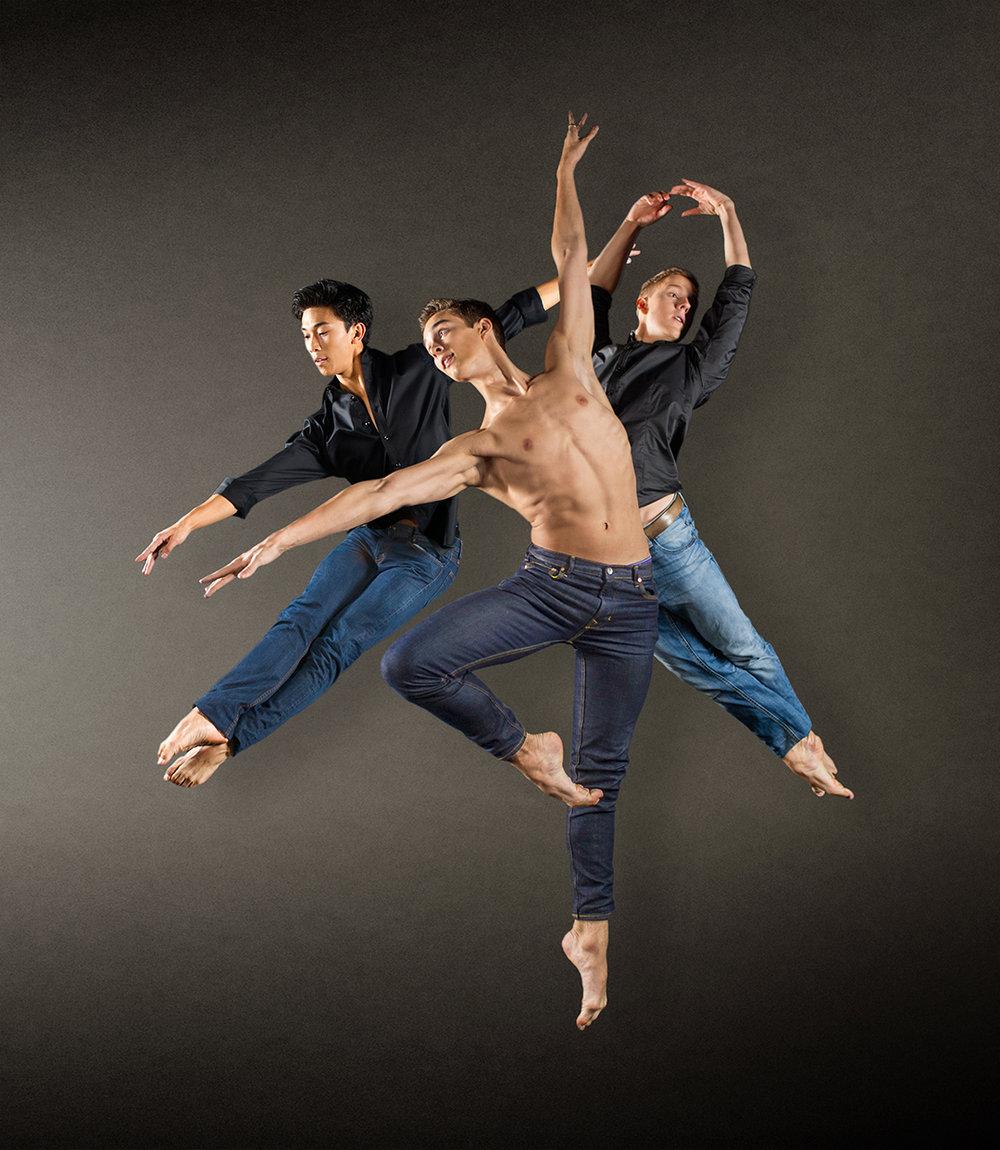 Ballet Boys / Ballettgutter