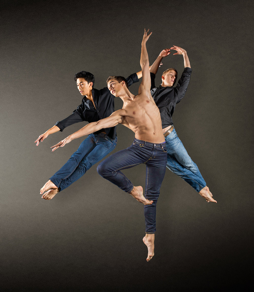 Balletguttene (2014) - Ballet Boys