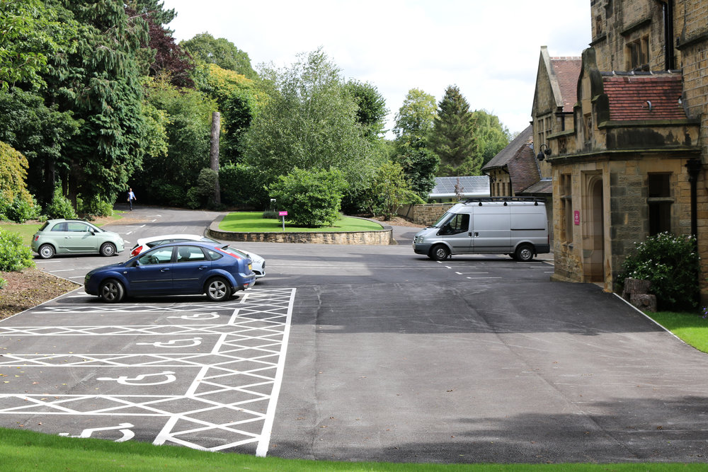 Parking facilities