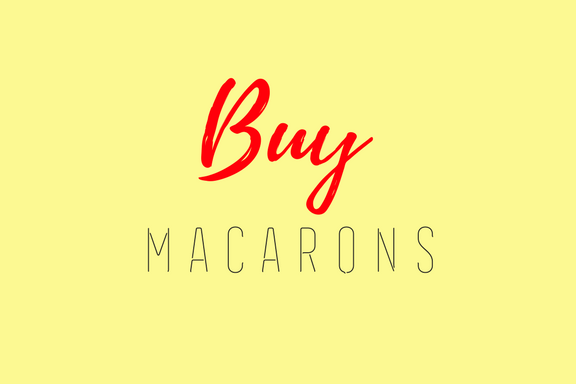 Buy Macarons