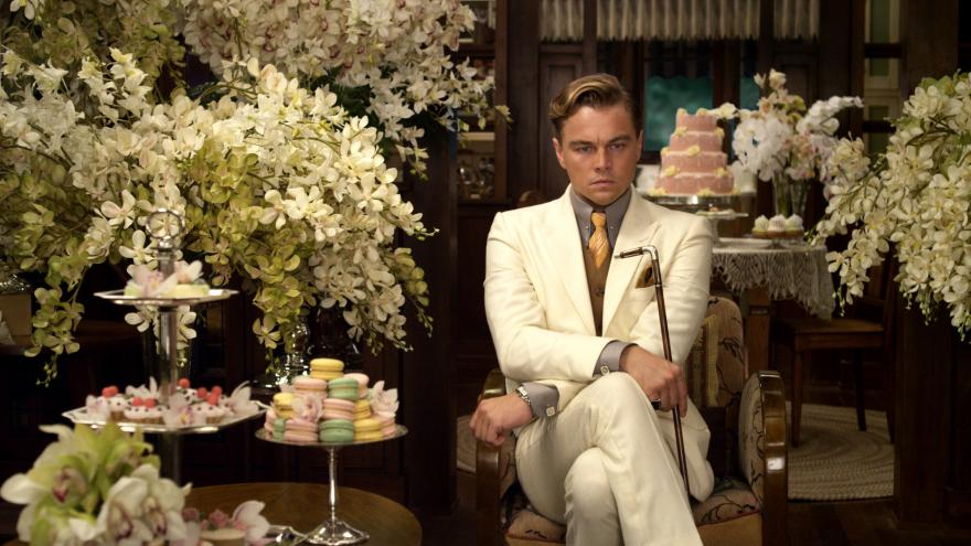 Macarons in the Movies 'The Great Gatsby'.jpg