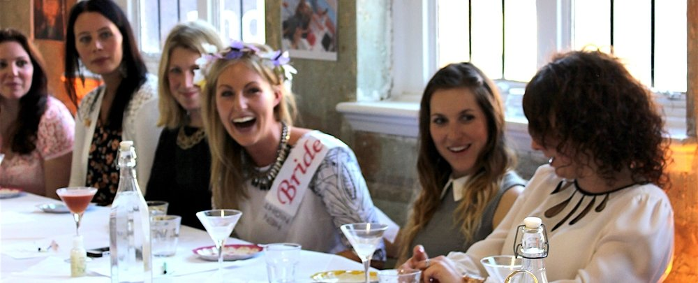 Classy Ohlala Hen Party - London