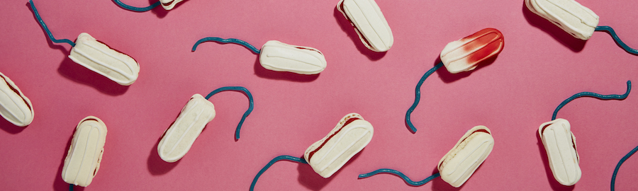Ohlala Tampon Macarons for Bloody Good Period