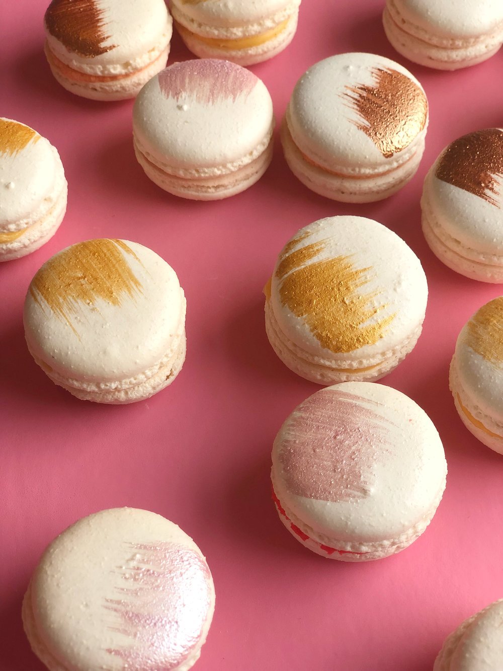 Macaron-Munching Around theWorld