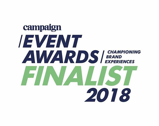 We are thrilled to be shortlisted for the #eventawards in the brand experience B2B category for our work with Deloitte! 🎉 #eventprofs #campaignmag #awards #finalist #b2b #events