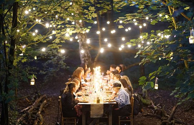 We produced a magical evening to celebrate the launch of the new Christopher Robin movie. A honey inspired menu was created by @jimmygarciacatering and served to guests in true @disney style #eventprofs #events #christopherrobin #disney #magical #winniethepooh #picnic #woodlandbanquet #presslaunch