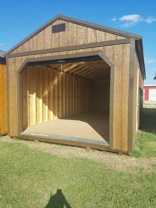 Portable Garages One Way Building Group