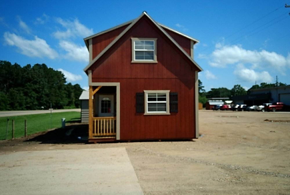 2 Story Cabins One Way Building Group