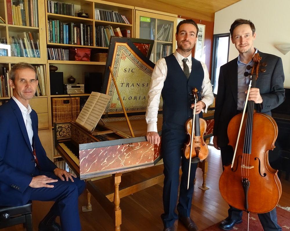 Sounds Like Sydney - Phoenix Collective presents The Baroque Bizarre