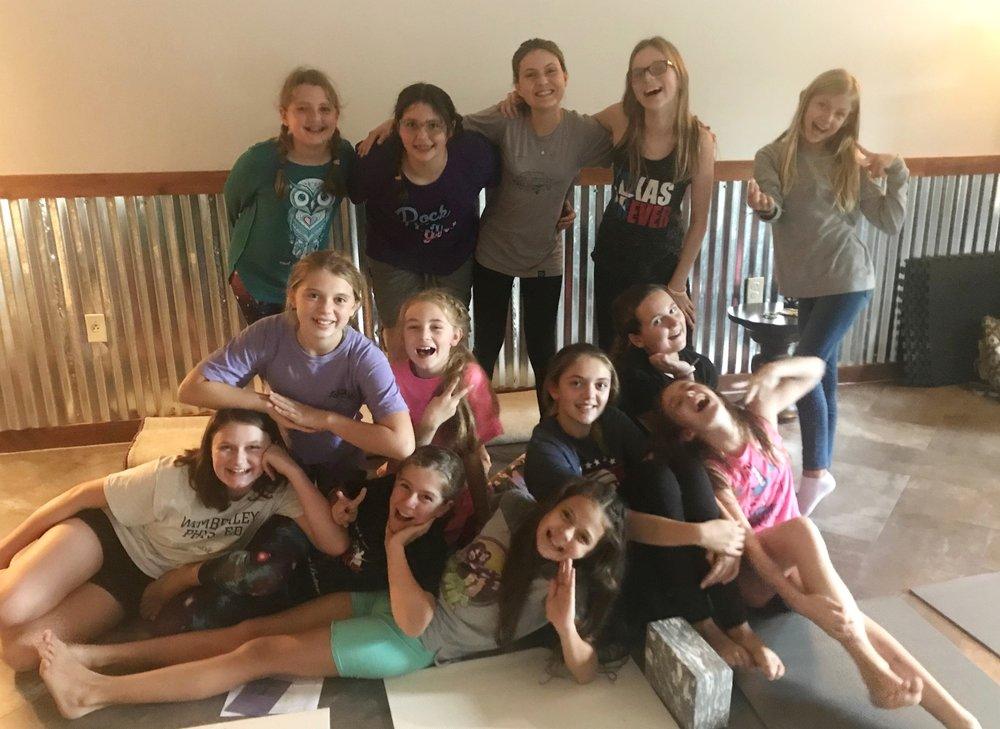 Selah 6-week Yoga Series Fall 23018