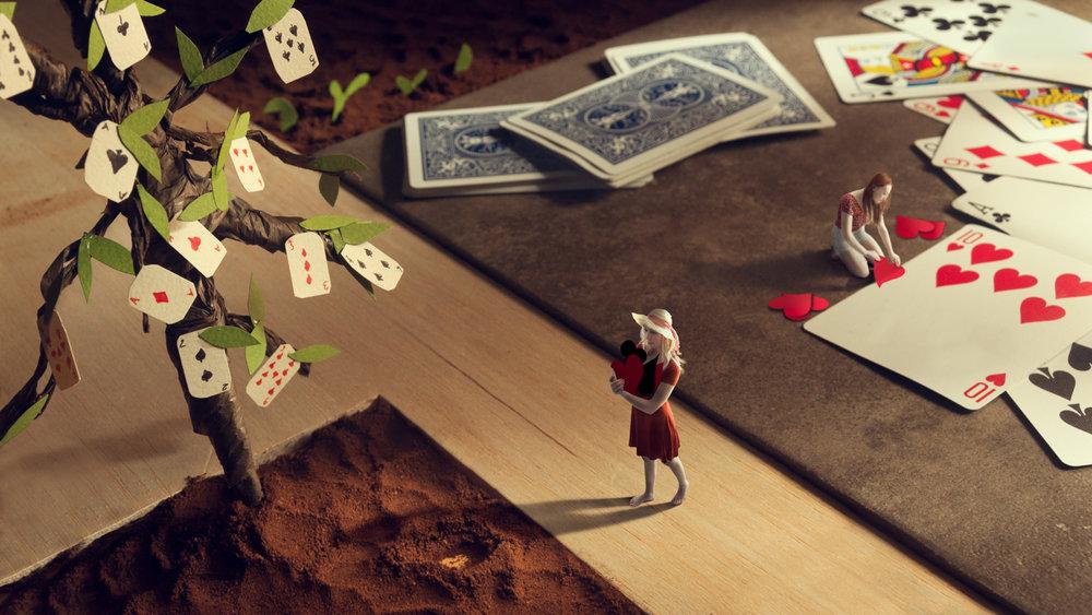 Garden of Cards