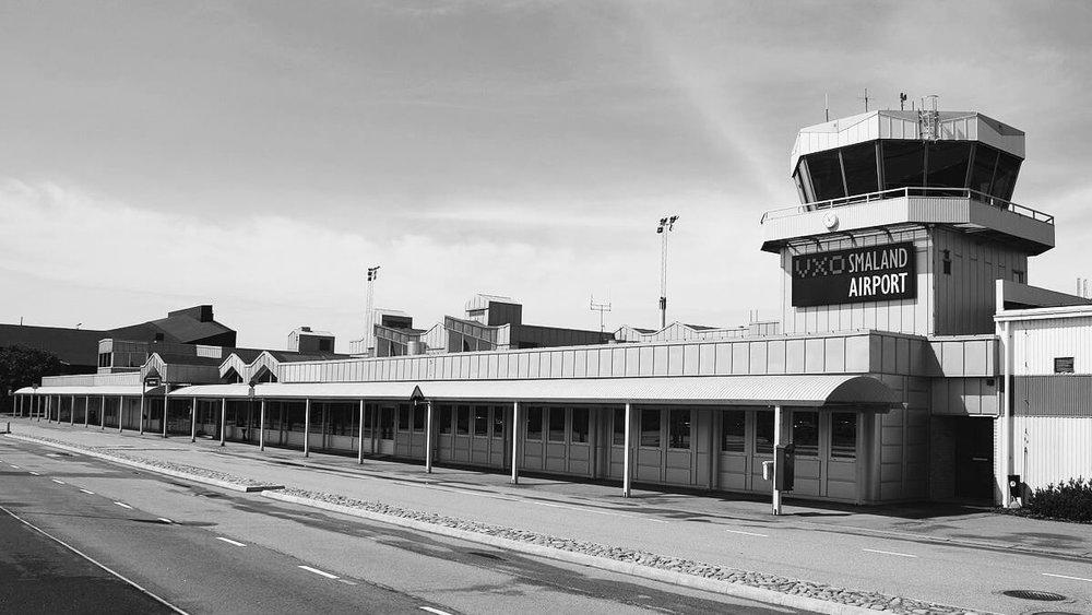 ESMX - Småland Airport