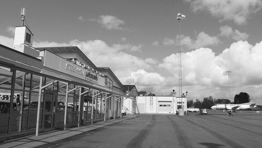 ESOW - Stockholm-Västerås Airport