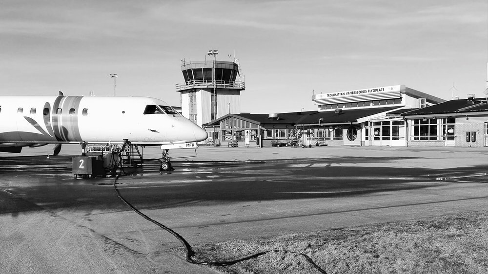 ESGT - Trollhättan-Vänersborg Airport