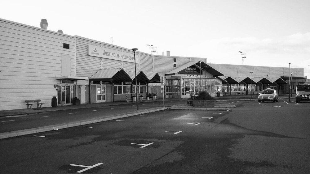 ESTA - Ängelholm-Helsingborg Airport