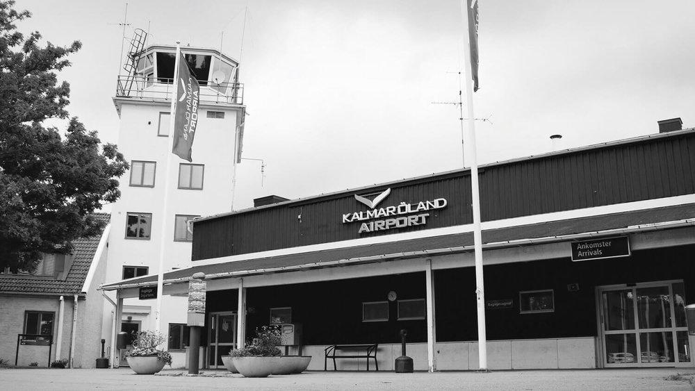 ESMQ - Kalmar-Öland Airport
