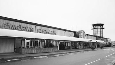 jönköping airport charter