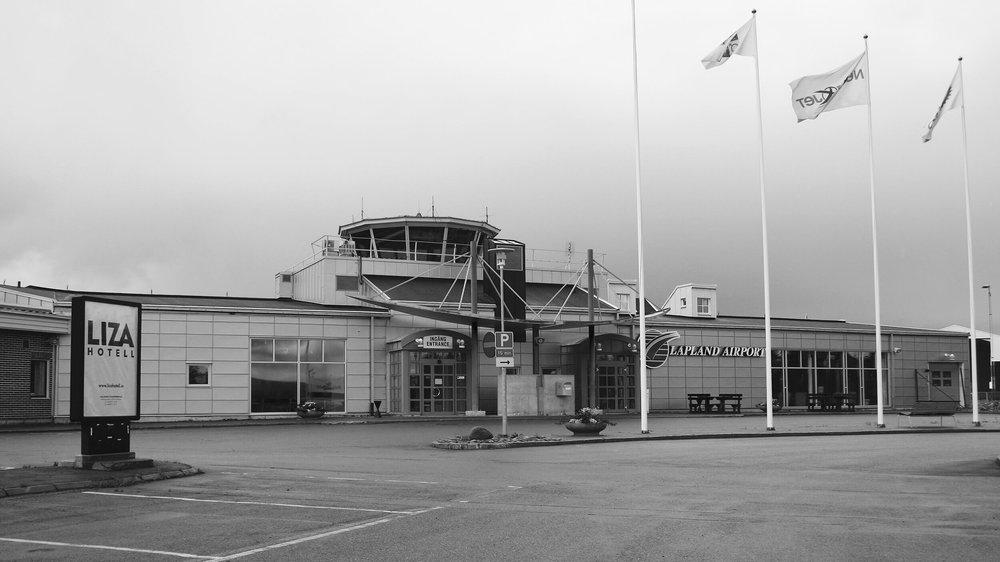 ESNG - Gällivare Airport