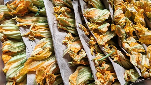 Squash Blossoms for tacos on Thursday night at our monthly vegan pop up. We have all new tacos and vegan pozole verde!  6pm to 9pm!  #tacolife #tacosofoakland #oakland #oaklandloveit #tacosarelife #taco #popuplife #forkyeah #spoonfeed  #tryitordiet #foodstagram #infatuation #buzzfeedfood #foodfeed #igfood #foodcoma #noleftovers #feastmode #eatfamous #foodporn #foodbeast #topcitybites #bestfoodfeed #oakland #bayareafoodcritics #vegan #vegantacos #veganpozole