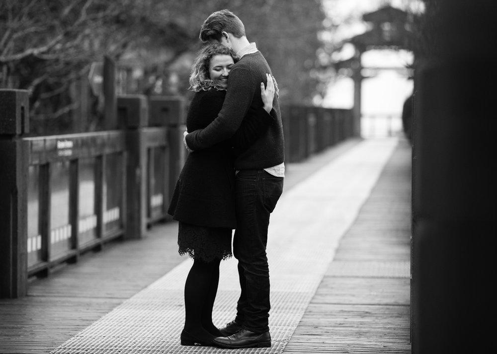 Vancouver Wedding-UBC Botanical Gardens Engagement-photography-session-photographer