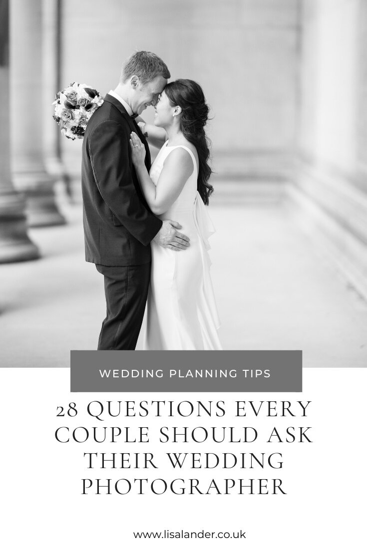 Wedding Planning Tips 28 Questions Every Couple Should Ask Their