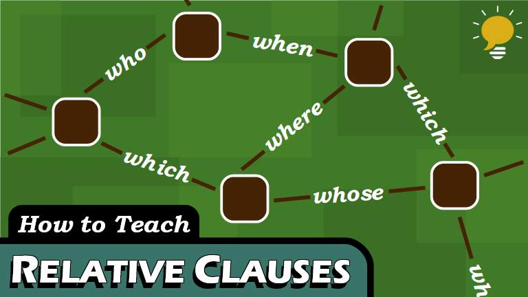Relative Clauses -