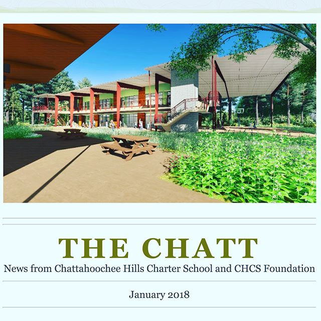chatthillscharterschool New year, New building. This month's Chatt is now out. Www.chatthillscharter.org/latest-news/ #CHCS #chatthills #chatthillscharterschool#chattHillsCharter