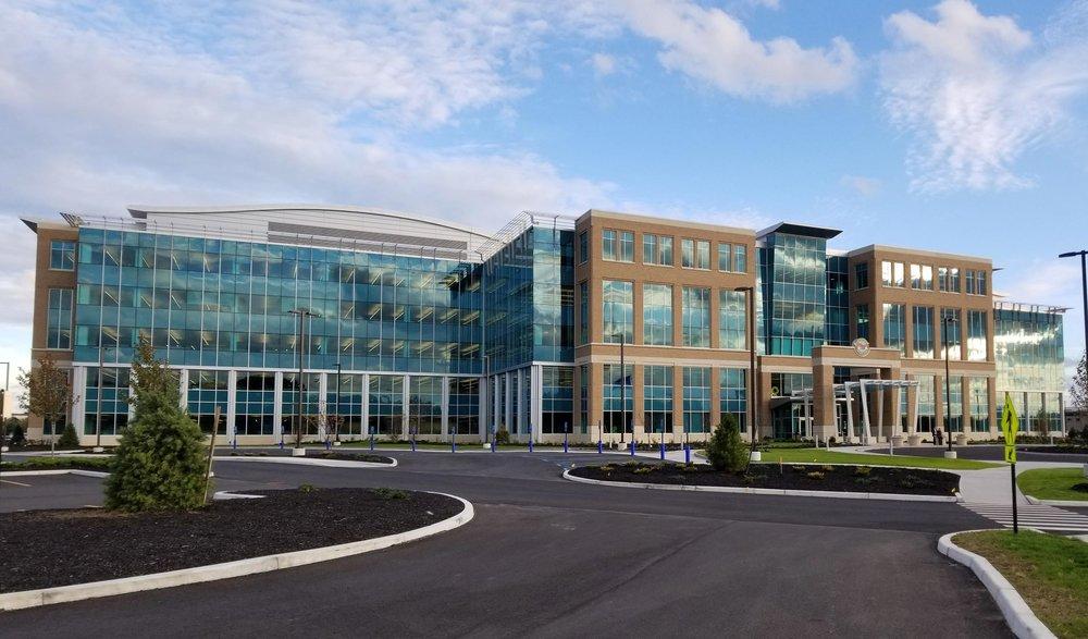 Pratt Whitney Headquarters And Engineering Building Office