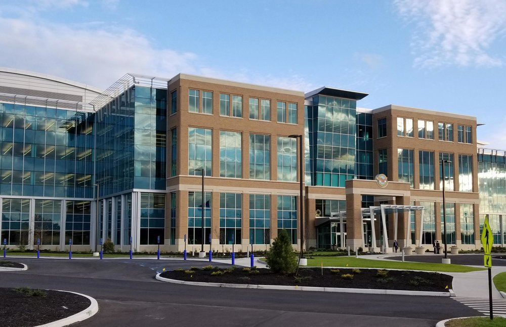 Pratt Whitney Headquarters And Engineering Building Office