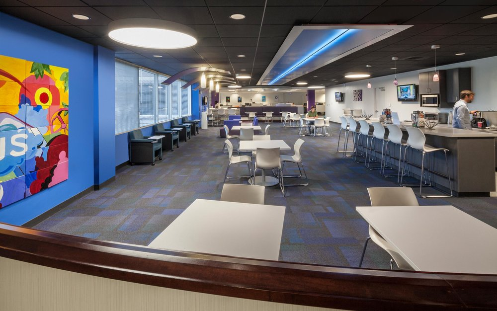 Clarus Commerce Corporate Headquarters Relocation and Renovation