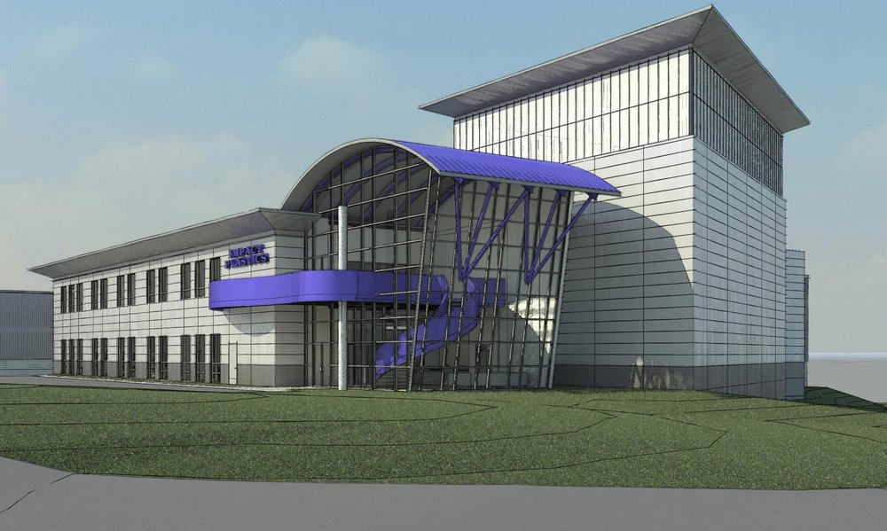 Impact Plastics - Manufacturing Facility Building Addition