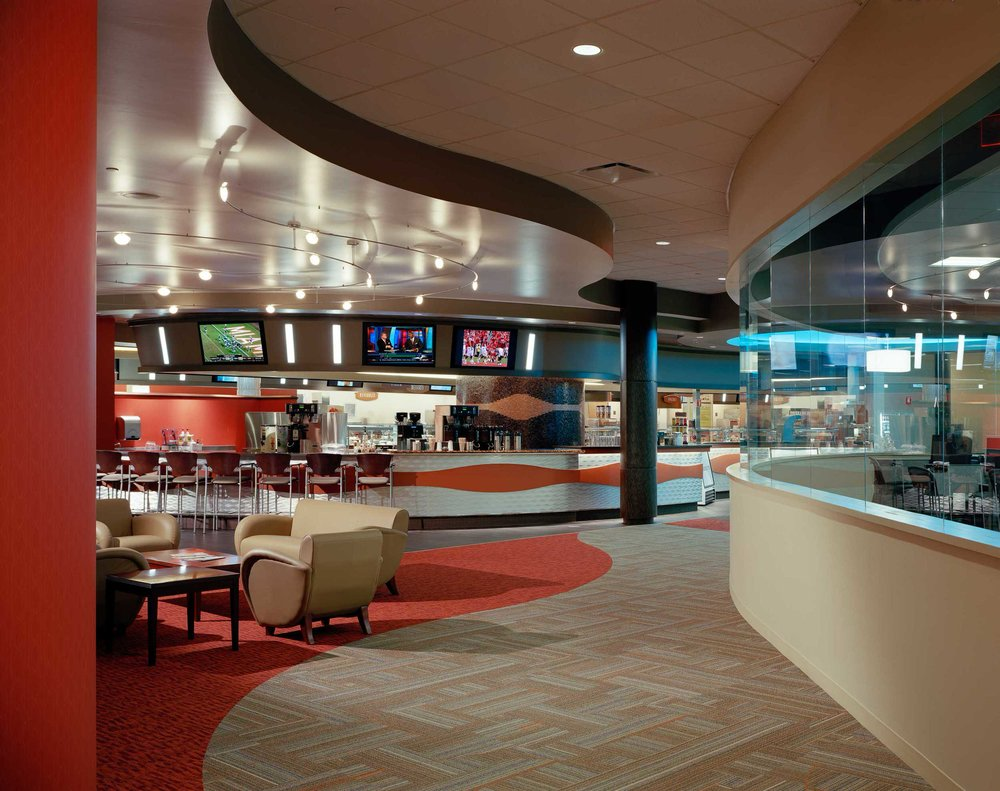 ESPN North Campus Dining Facility