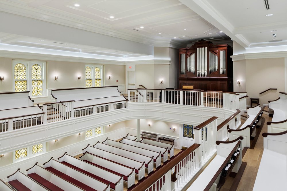 Somers Congregational United Church of Christ - Historic Restoration