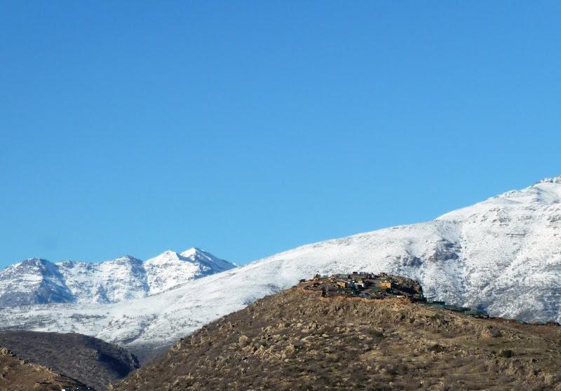From  Turkish Military Base,Kani Mase area