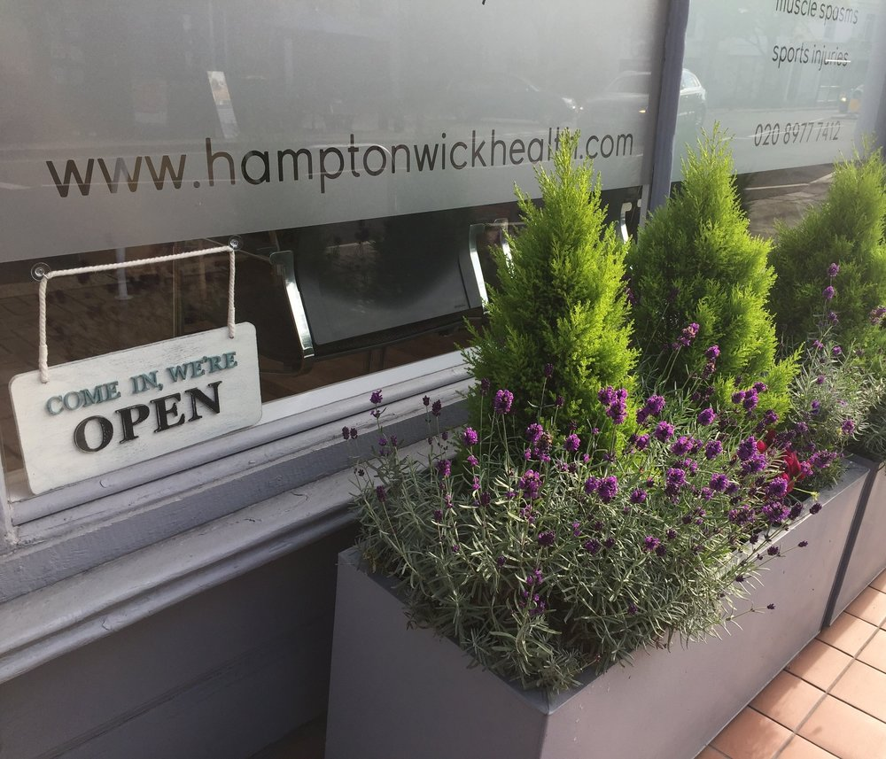 HWH shop front