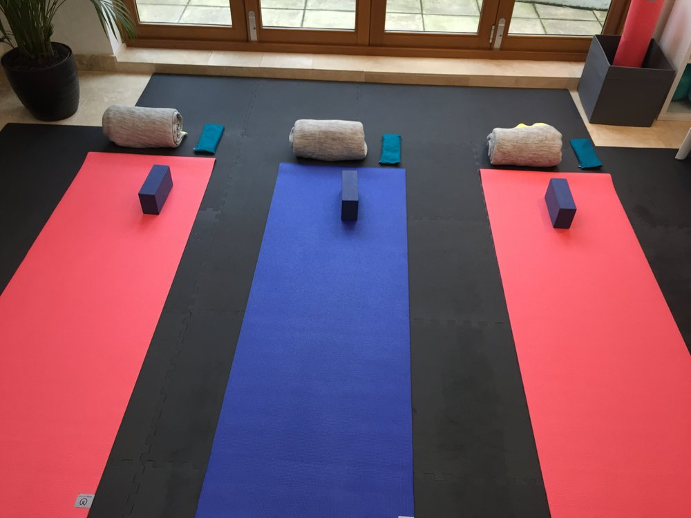 yoga/pilates studio