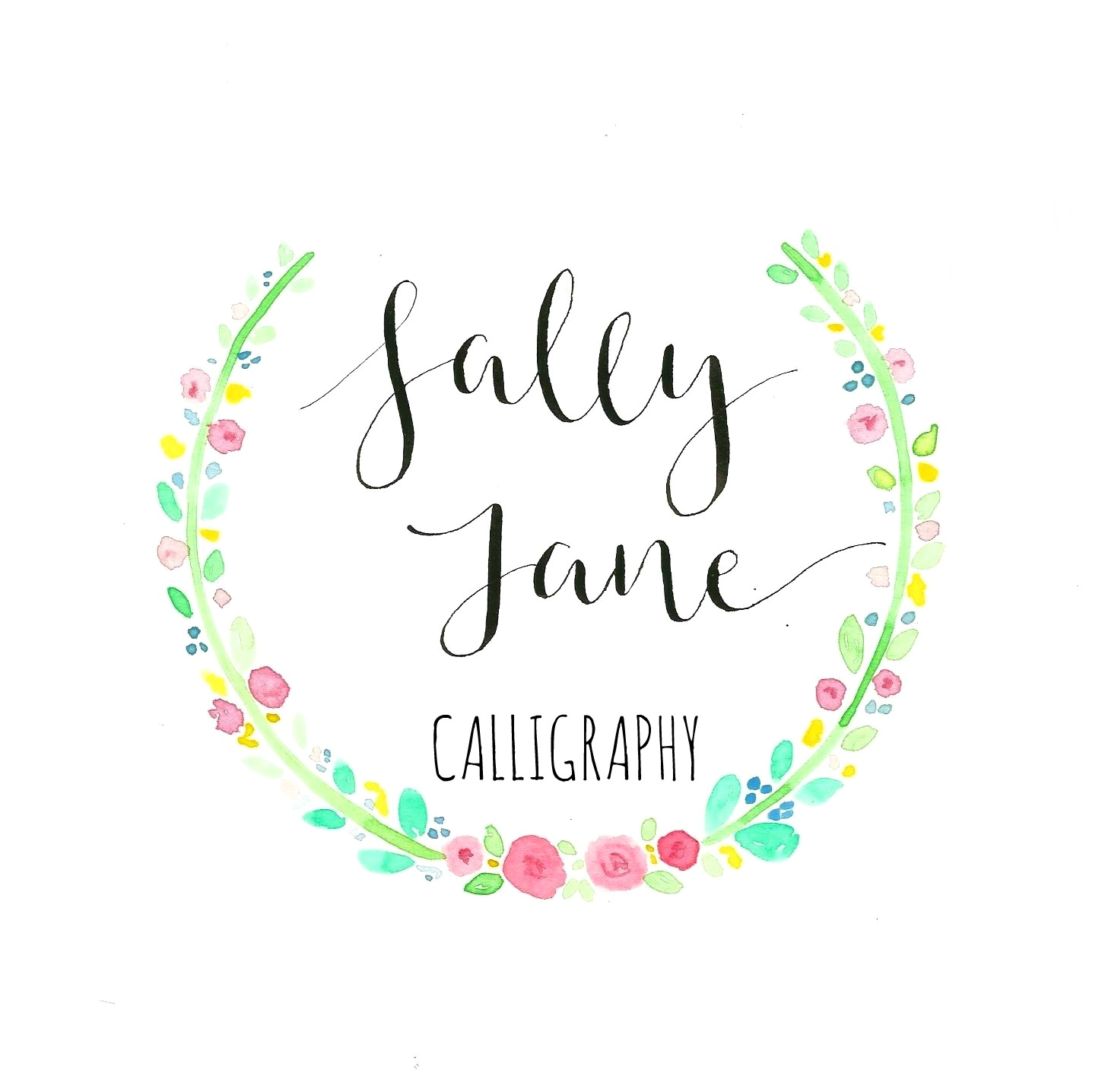 Sally Jane Calligraphy