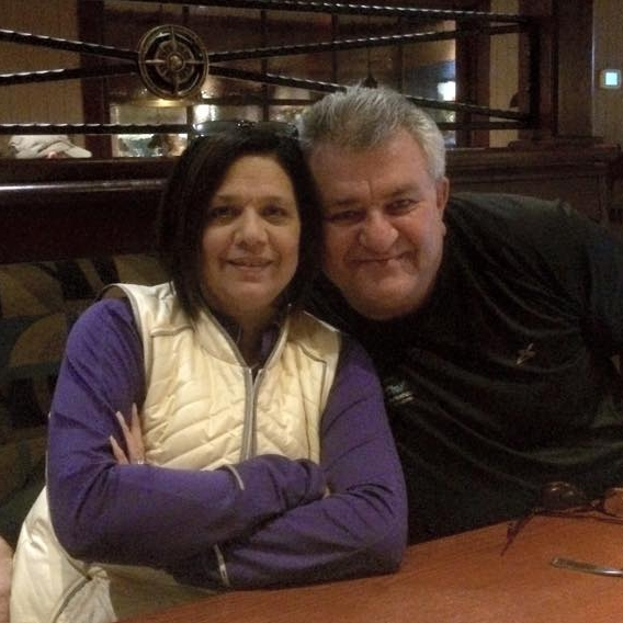 Loretta and Robert