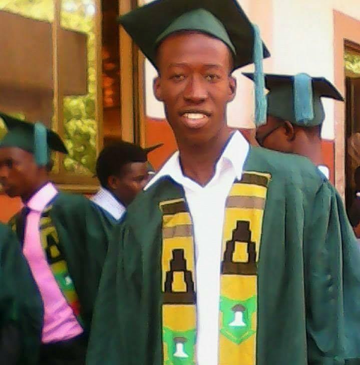 Calvin Nelson, AGRIC Graduate