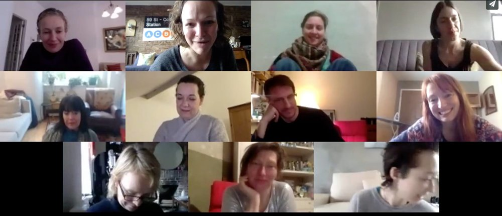 Virtual Viewpoints - 12-week on-line course with Deborah Black