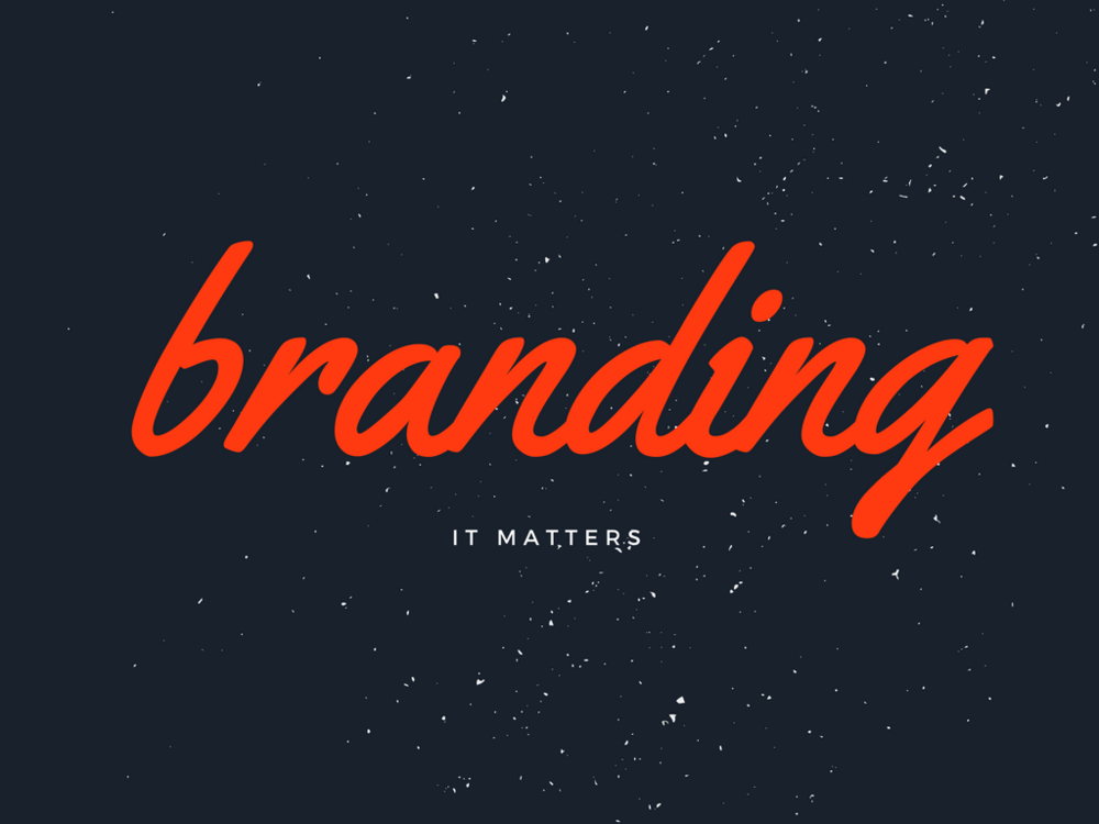 Why Your Brand Matters...