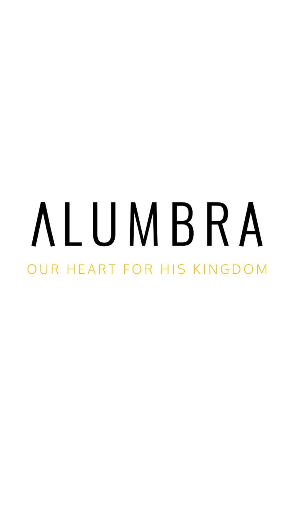 Copy of Alumbra logo and tagline