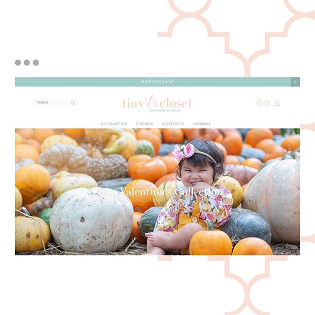 Loved working with @tinyvscloset on creating there brand identity and full e-commerce website with social integration! #smallbusiness #startup . . . . . . #photography #inboundmarketing #socialmedia #branding #webdesign #dallasmarketing #socialmediamarketing #socialmediaoptimization #responsivewebsite #squarespace #squarespacedesigner #knoxcreativeagency #travel #luxe #luxury #luxebranding #realestate#realtor#justlisted #broker #dreamhome #properties #milliondollarlisting #oldhousecharm #home #privateequity #realestatedeveloper #hedgefund