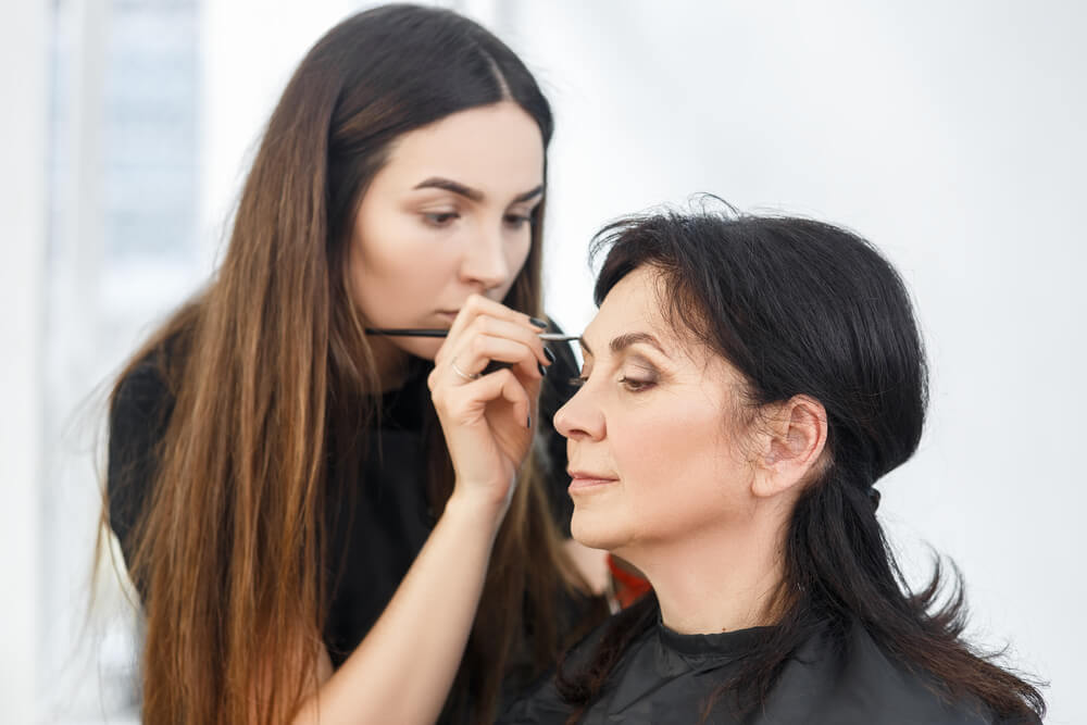 Le maquillage professionnel