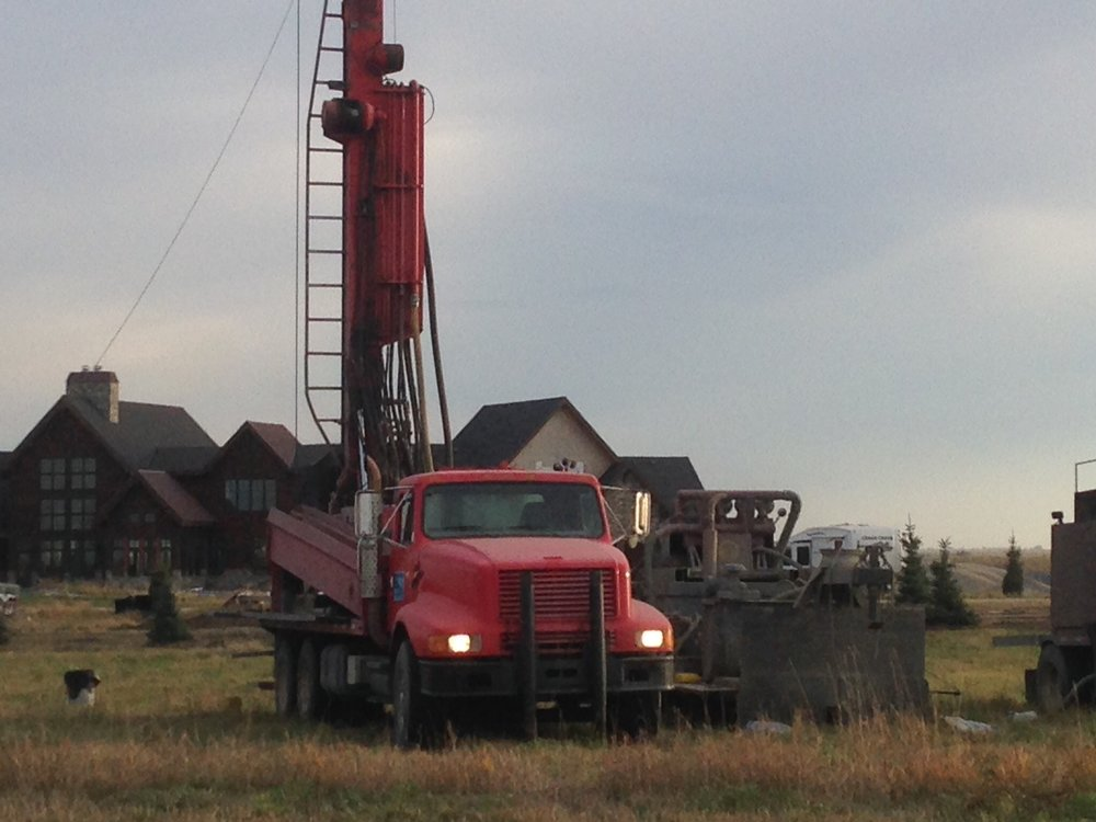 Water Well Drilling Services and Contractor Saskatchewan